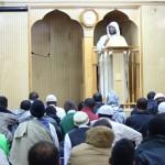 Sh. Imam Ahmed Nur oo khudbaynaya