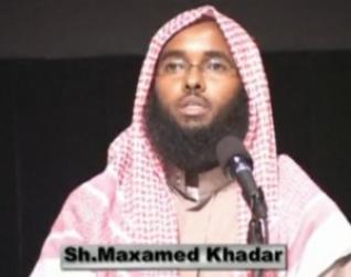 sh. mohamed khadar
